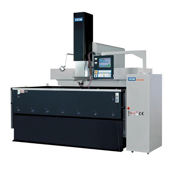 CNC HC1470+E100 EDM machine